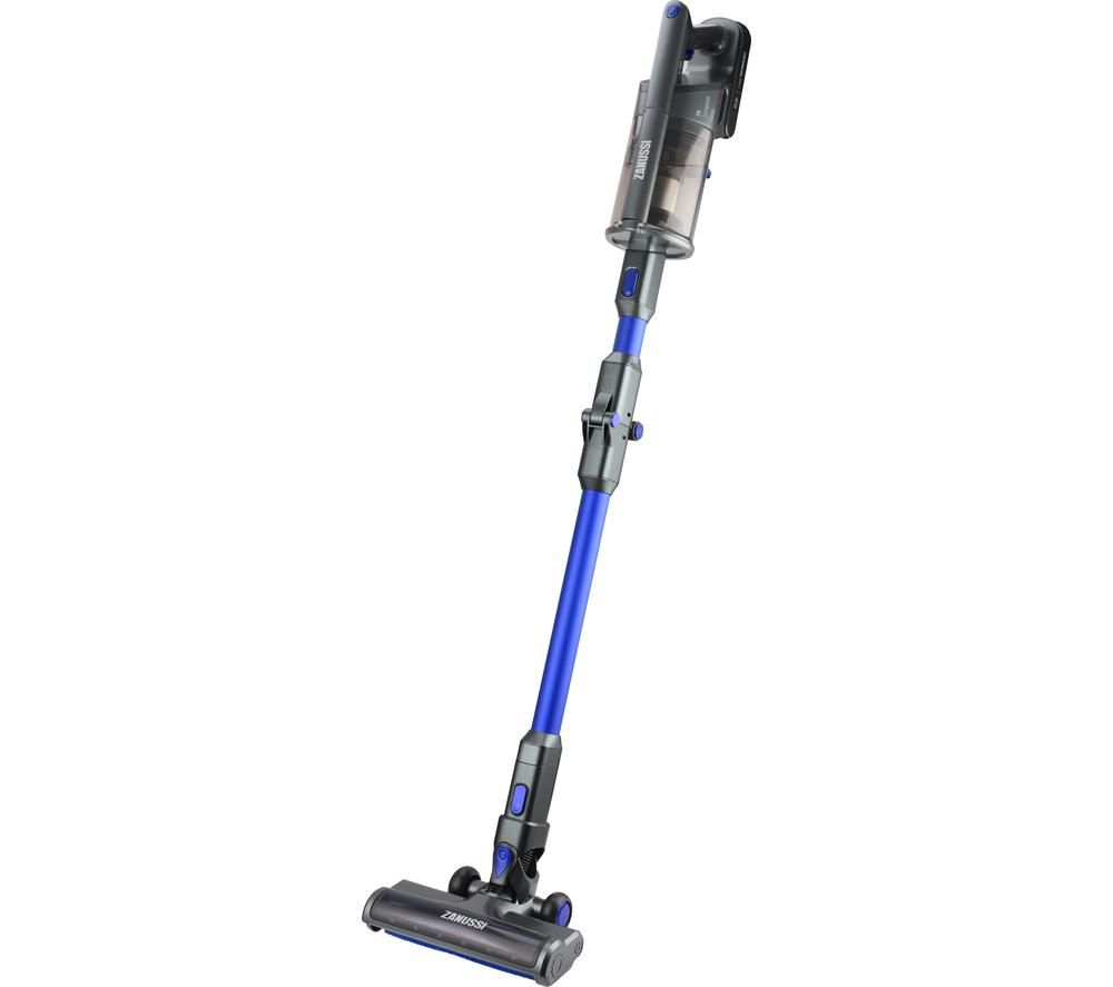 ZANUSSI Z8 Complete Clean ZANXZ251BL Cordless Vacuum Cleaner - Blue & Grey