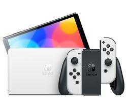 Switch OLED - White