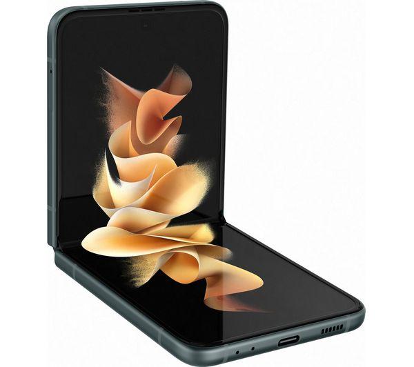 Samsung Galaxy Z Flip3 5G - 128 GB, Green 1