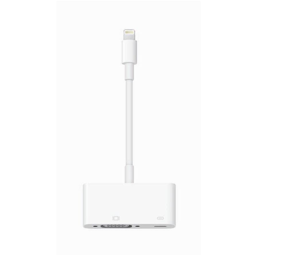 Compare cheap offers & prices of Apple Lightning to VGA Adapter manufactured by Apple