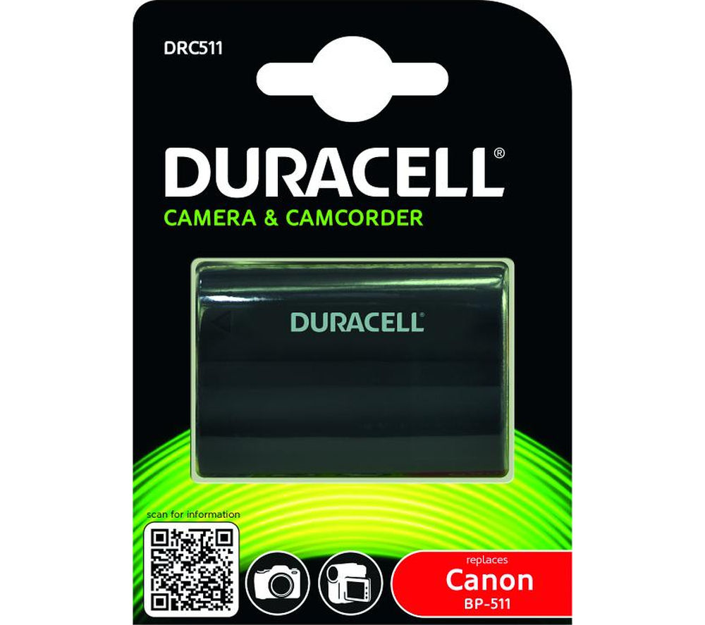 Compare retail prices of Duracell DRC511 Lithium-ion Rechargeable Camera Battery to get the best deal online