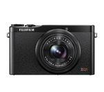 FUJIFILM XQ1 High Performance Compact Digital Camera - Black