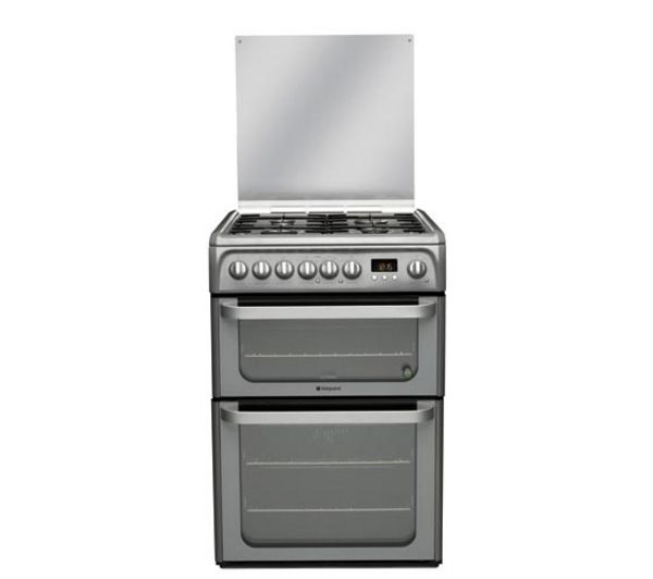 Compare prices for Hotpoint HUD61G Dual Fuel Cooker