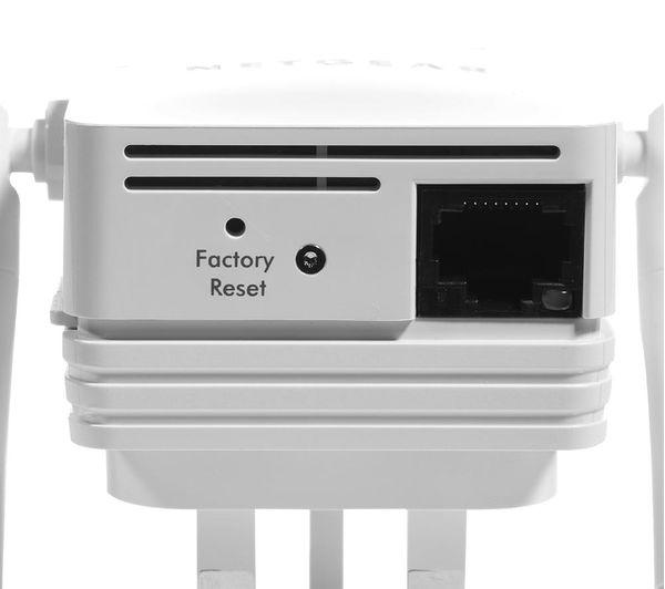 WN3000RP-200UKS WiFi Range Extender - N300, Single-band