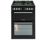 LEISURE AL60GAK Gas Cooker - Black