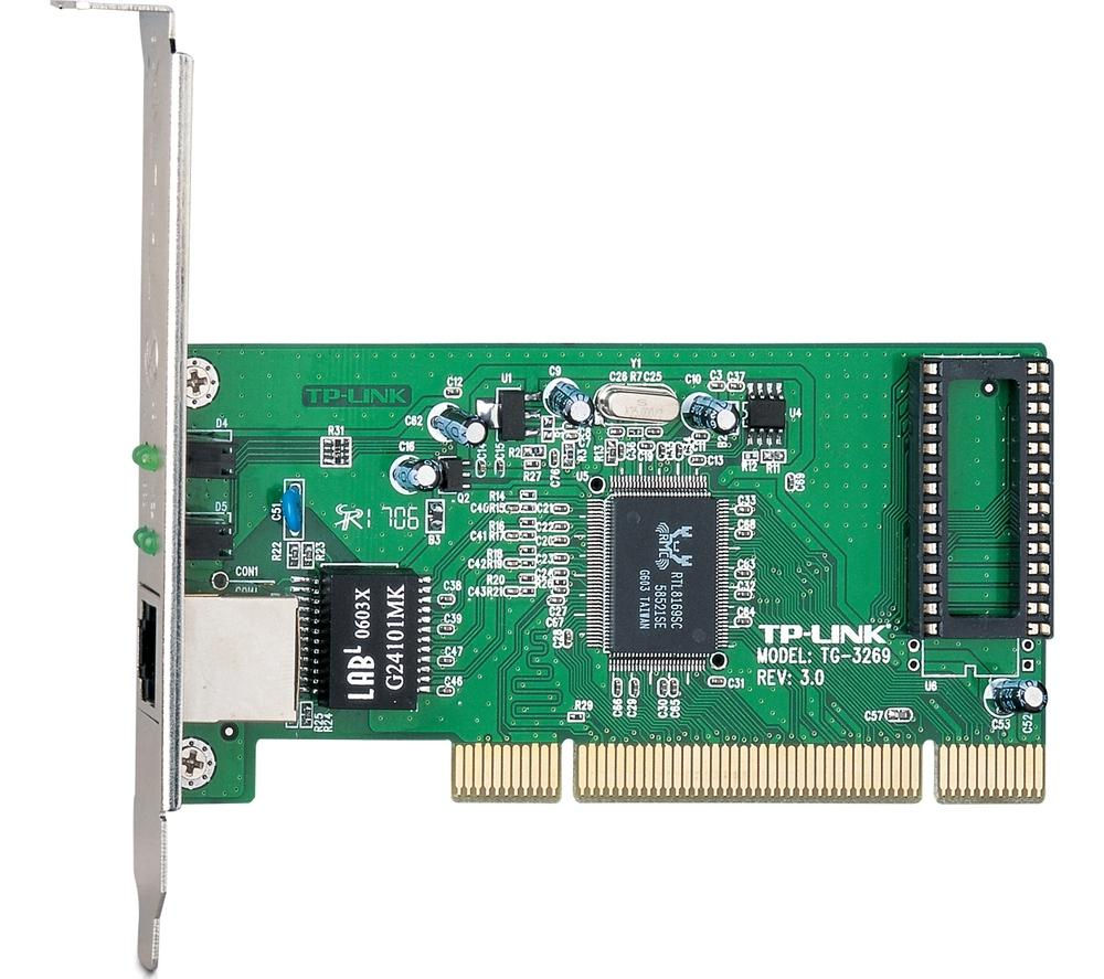TP-LINK TG-3269 PCI Ethernet Card