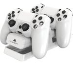 VENOM VS2730 PS4 Dual Charging Stand - White