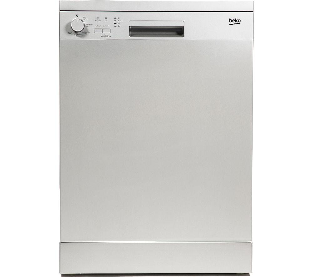 BEKO DFN05X10S Full-size Dishwasher - Silver