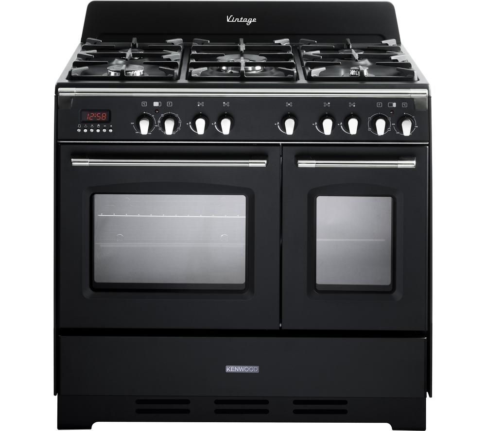 Buy Brand New Kenwood CK425-AN 90cm Dual Fuel Range Cooker