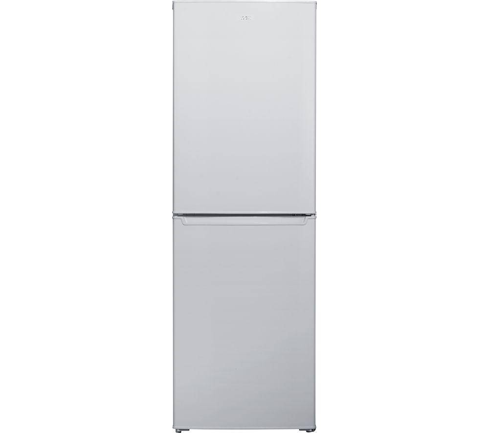 LOGIK LFC55S16 50/50 Fridge Freezer - Silver