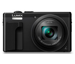 Lumix DMC-TZ80EB-K Superzoom Compact Camera - Black