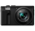 PANASONIC Lumix DMC-TZ80EB-K Superzoom Compact Camera - Black