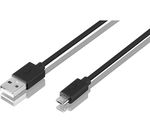 LOGIK L1MICBK16 USB to Micro USB Cable - 1 m