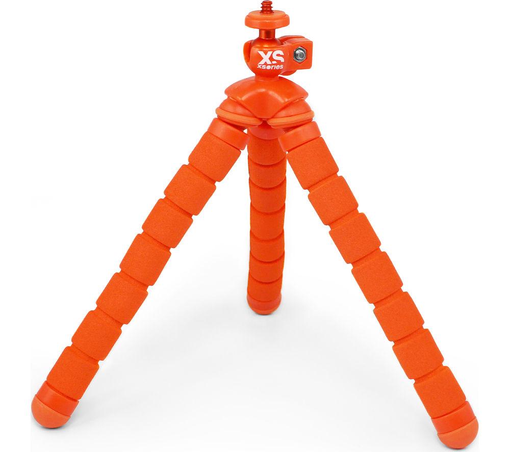 XSORIES Bendy Tripod - Orange