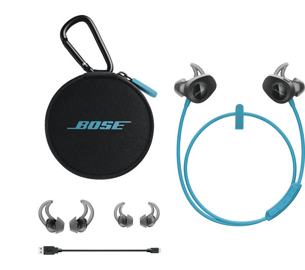 bose bluetooth earphones. bose soundsport wireless bluetooth headphones - aqua bose earphones