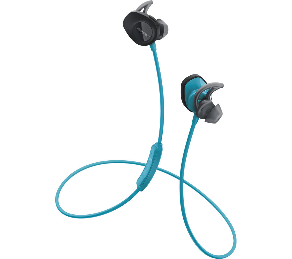 BOSE SoundSport Wireless Bluetooth Headphones specs