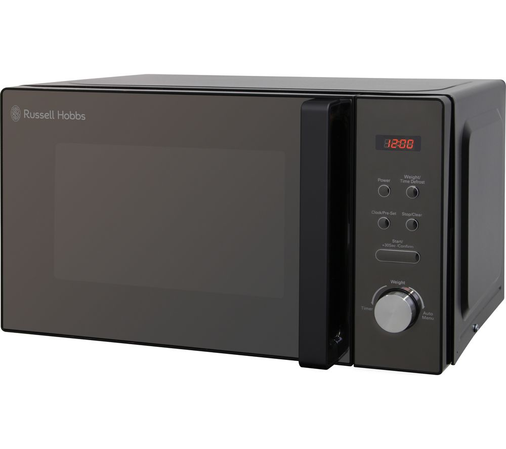 RUSSELL HOBBS RHM2076B Solo Microwave - Black