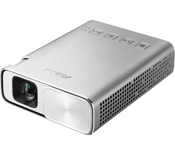 Asus zen beam e1 short throw portable projector deals pc for Handheld projector price