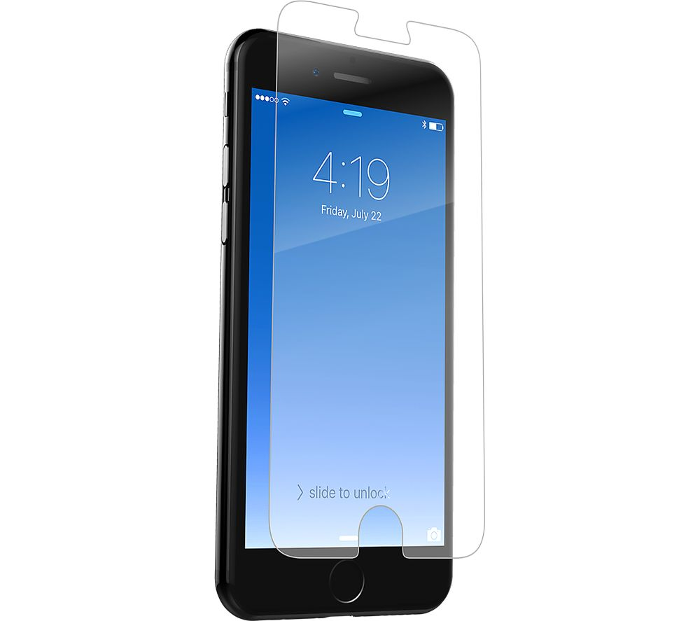 Image of InvisibleShield iPhone 8 Plus Glass Screen Protector