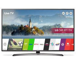 "LG 43LJ624V 43"" Smart LED TV"