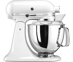 KITCHENAID Artisan 5KSM175PSB Stand Mixer - White