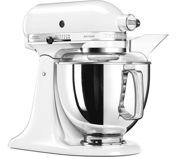 Kitchenaid Artisan 5ksm175psb Stand Mixer White