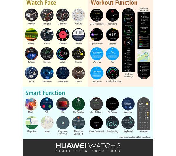 Buy HUAWEI Watch 2 Sport