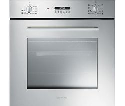 SMEG Cucina SF478X Electric Oven - Stainless Steel
