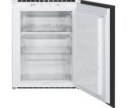 SMEG S3F072P Integrated Undercounter Freezer