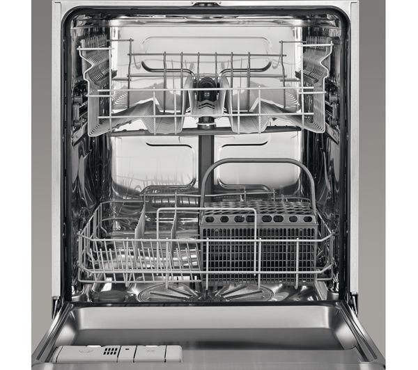 Buy Zanussi Zdt22003fa Full Size Integrated Dishwasher