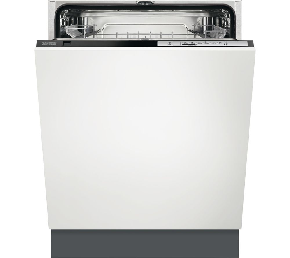 Compare retail prices of Zanussi ZDT22003FA Full-size Integrated Dishwasher to get the best deal online