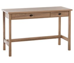 TEKNIK Study Desk - Salt Oak