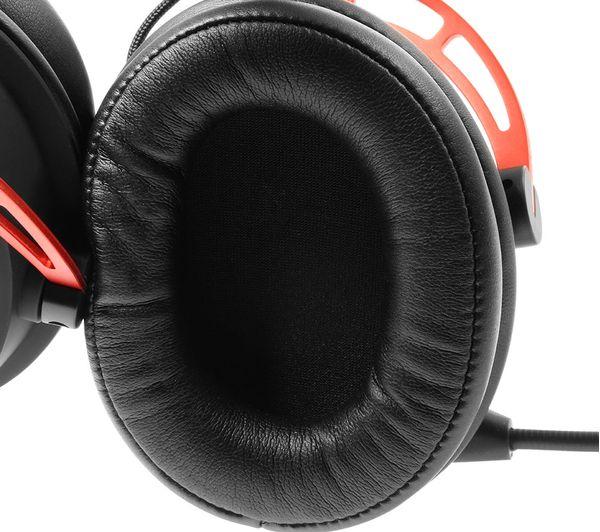 Buy Hyperx Cloud Alpha Gaming Headset Black Amp Red Free