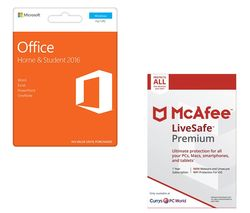MICROSOFT Office Home & Student - Lifetime for 1 user
