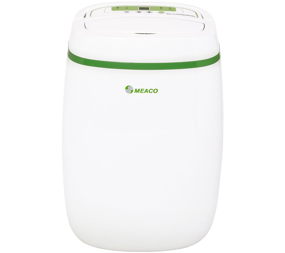 MEACO 12L Low Energy Dehumidifier