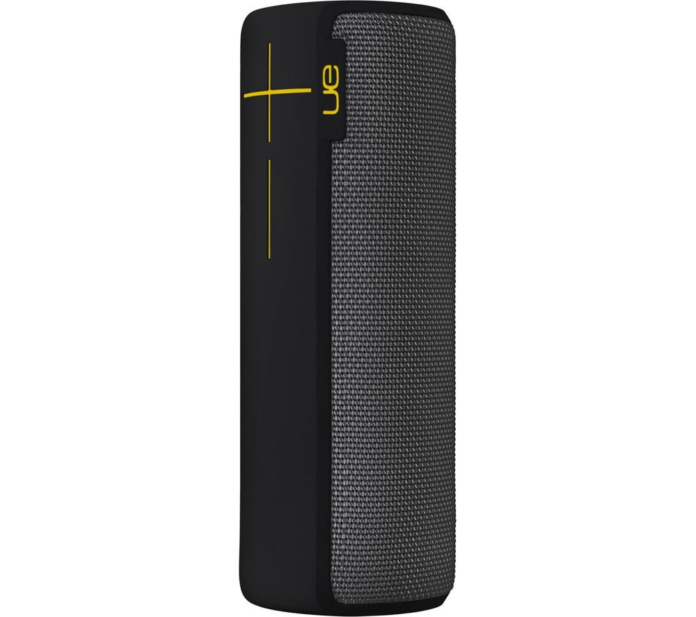 buy ultimate ears boom 2 portable bluetooth wireless speaker panther free delivery currys. Black Bedroom Furniture Sets. Home Design Ideas