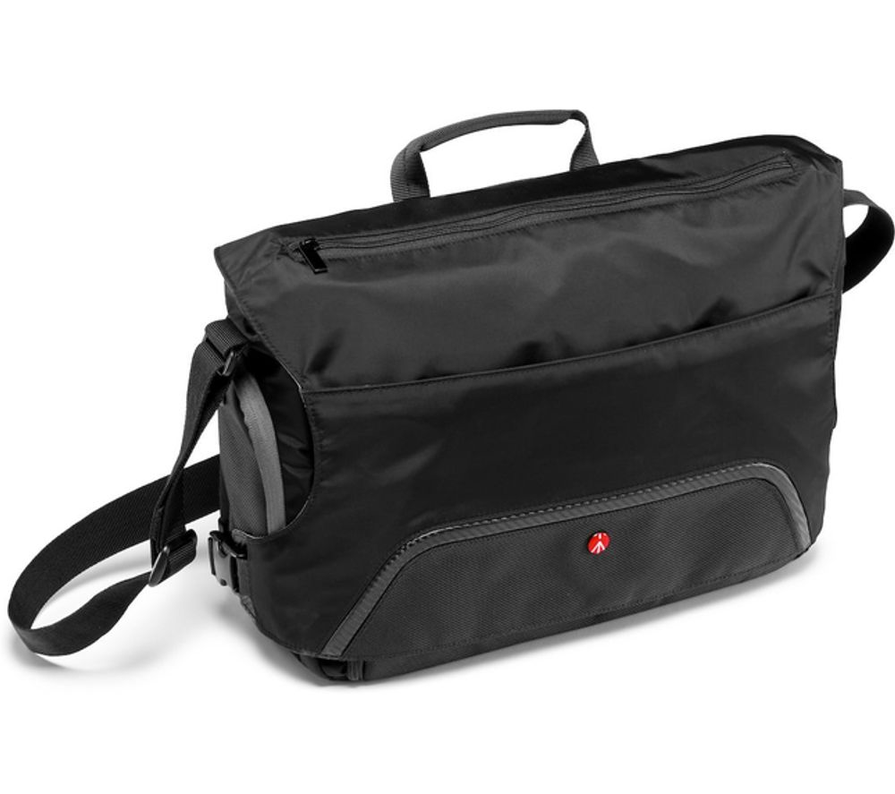 MANFROTTO MBMA-M-A Befree DSLR Camera Messenger Bag - Black & Grey