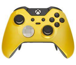 MICROSOFT Xbox Elite Wireless Controller - Chrome Gold