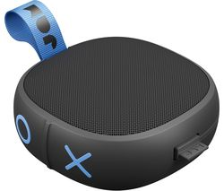 JAM Hang Up HX-P101BK Portable Bluetooth Speaker - Black
