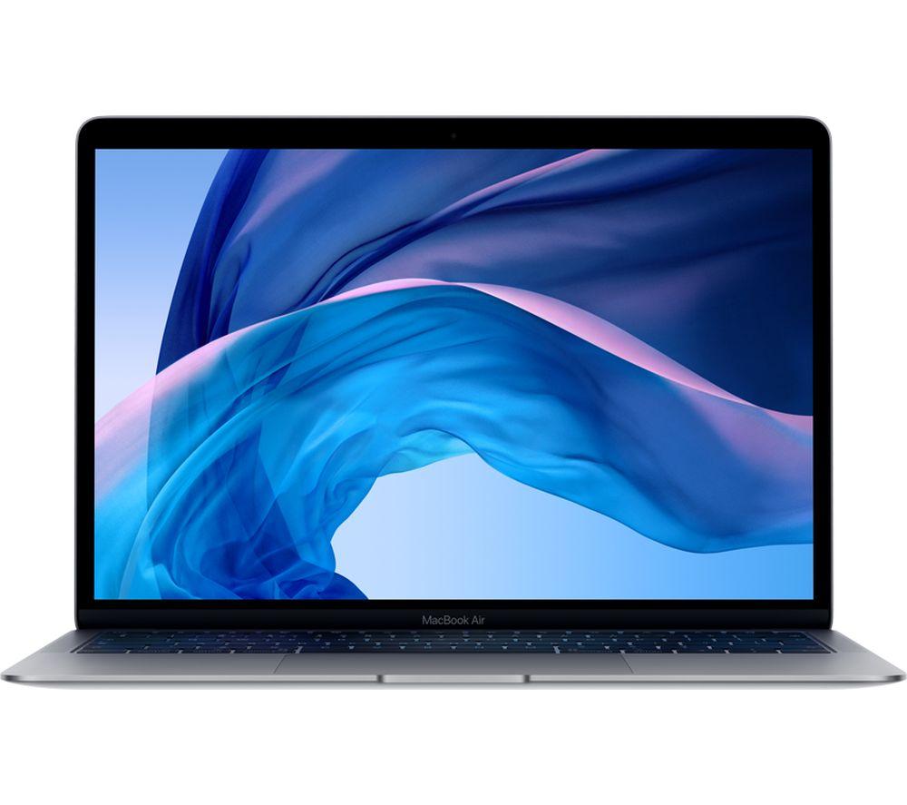 "Image of Apple MacBook Air 13.3"" with Retina Display (2019) - 256 GB SSD, Space Grey, Grey"