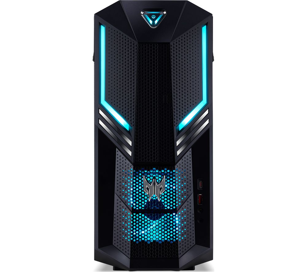 ACER Predator Orion 3000 Intel® Core™ i5+ GTX 1050 Ti Gaming PC - 1 TB & 128 GB SSD