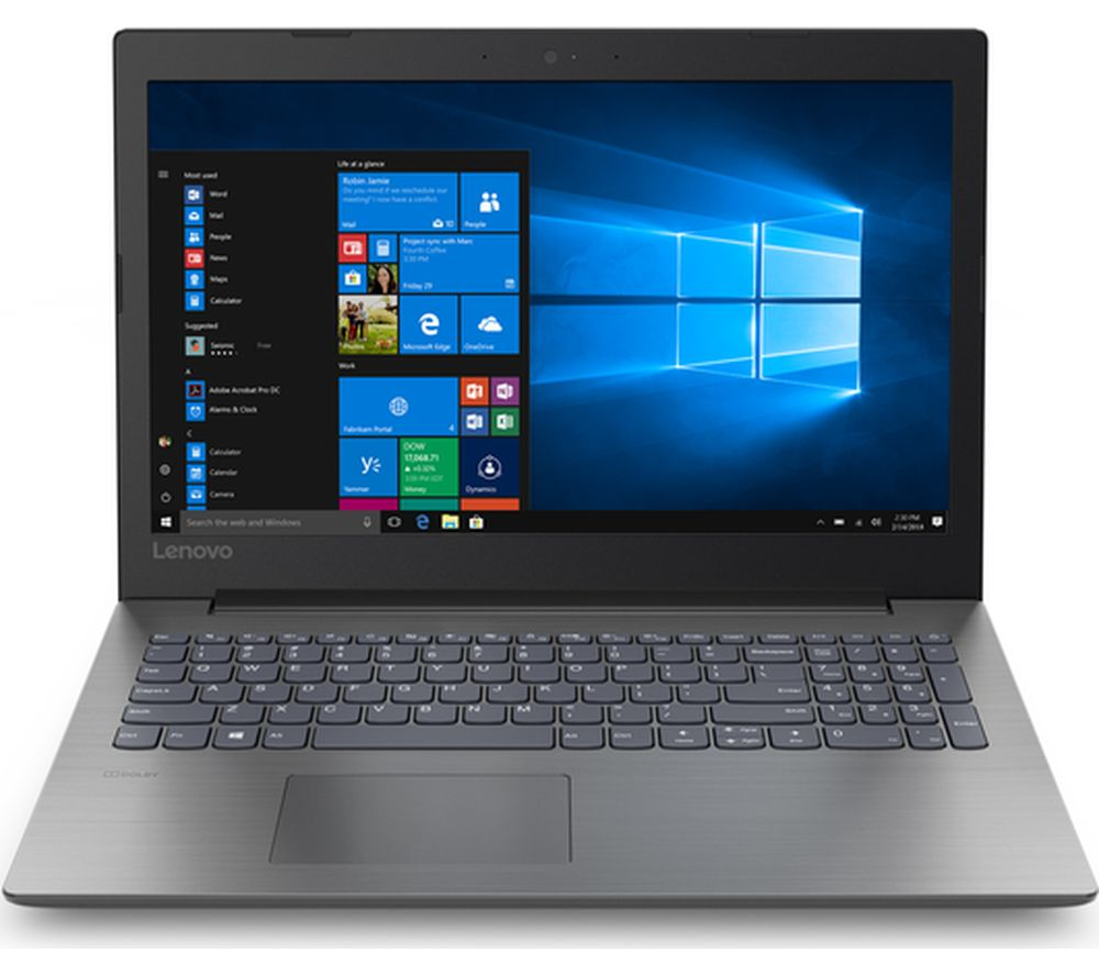 "LENOVO IdeaPad 330 15.6"" Intel® Core™ i7+ Laptop - 1 TB HDD, Black"