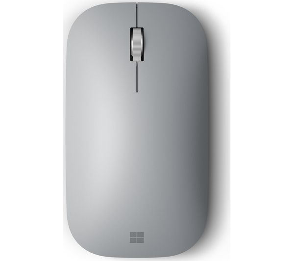 MICROSOFT Surface Mobile Wireless Mouse - Silver
