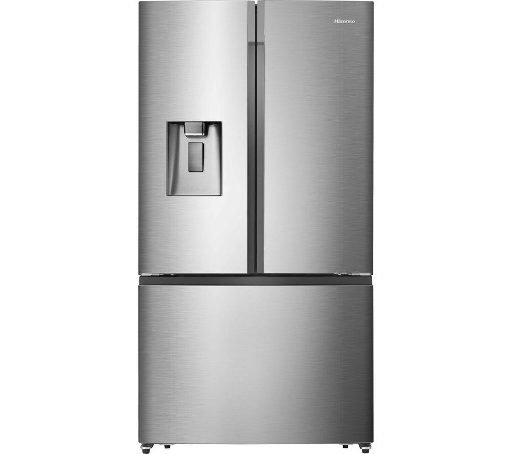 HISENSE RF702N4IS1 Fridge Freezer - Stainless Steel