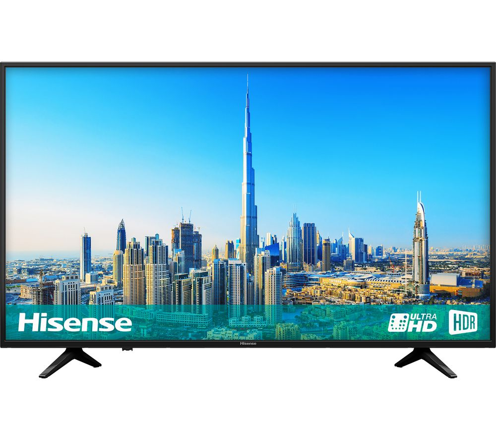 55 inch HISENSE H55A6200UK  Smart 4K Ultra HD HDR LED TV