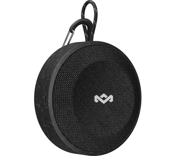 Image of HOUSE OF MARLEY No Bounds EM-JA015-SB Portable Bluetooth Speaker - Black