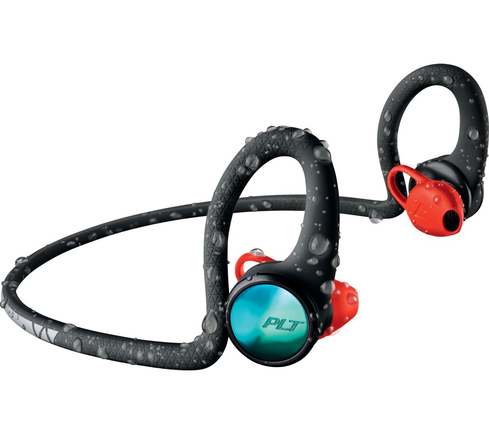 PLANTRONICS BackBeat FIT 2100 Wireless Bluetooth Headphones - Black
