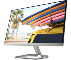 "HP 24fw with Audio Full HD 24"" IPS LCD Monitor - White"