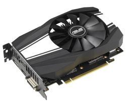 ASUS GeForce GTX 1660 Ti 6 GB Phoenix OC Graphics Card