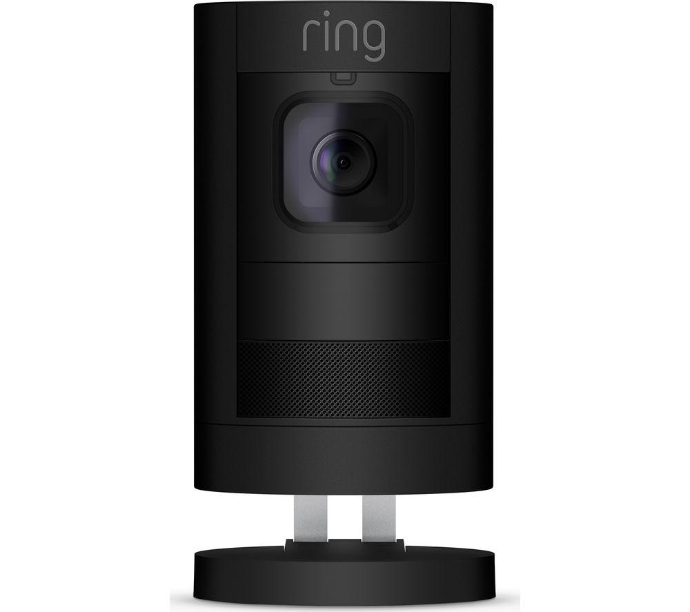 RING Stick Up Cam Battery - Black